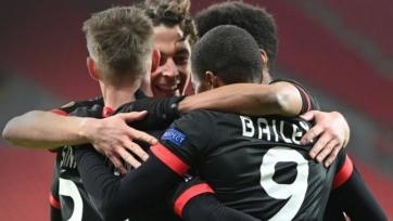«Байер» установил рекорд результативности для немецких клубов в ЛЕ