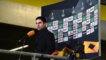 Артета: «Выиграть шесть матчей в Лиге Европы – всегда непросто»