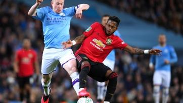«Манчестер Юнайтед» – «Манчестер Сити». Текстовая трансляция матча
