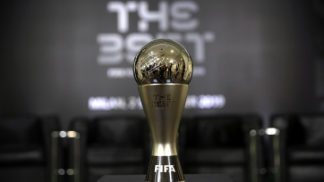 Левандовски, Роналду и Месси попали в тройку претендентов приза The Best