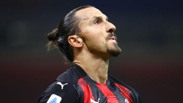 Ибрагимович: «Милан» в невероятной форме, но мы еще ничего не выиграли»
