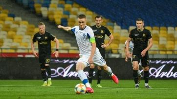 «Динамо» и «Колос» сыграли вничью в матче с двумя удалениями