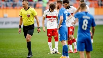 После матча «Сочи» – «Спартак» произошла потасовка