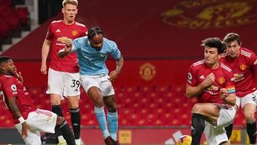 Дерби, которое не стоит запоминать. «Манчестер Юнайтед» расписал мировую с «Манчестер Сити»