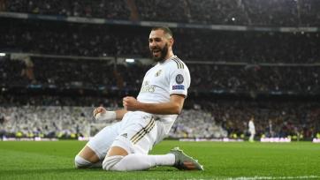 Бензема стал лучшим иностранцем в истории «Реала»