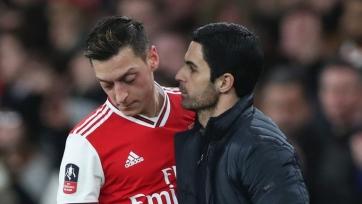 Артета оставил Озилу шанс на возвращение в заявку «Арсенала»