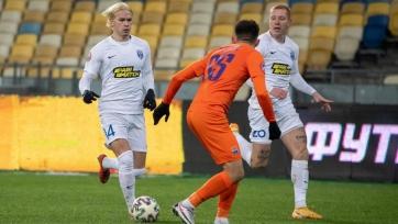 «Десна» выиграла у «Мариуполя» и продолжает погоню за «Динамо» с «Шахтером»