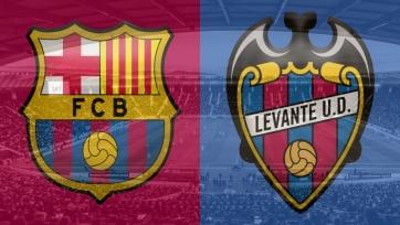 «Барселона» - «Леванте». 13.12.2020. Где смотреть онлайн трансляцию матча