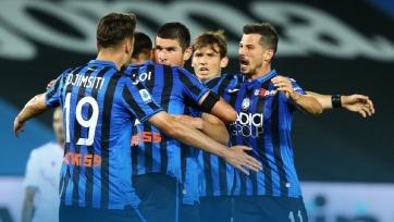 «Аталанта» признана лучшей командой 2020 года в Италии