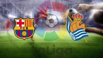 «Барселона» – «Реал Сосьедад». 16.12.2020. Где смотреть онлайн трансляцию матча