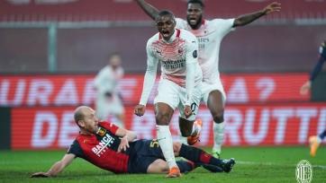 «Дженоа» - «Милан» - 2:2. Обзор и видео матча