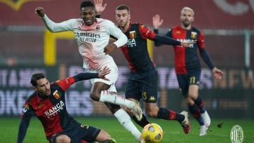 «Милан» превзошел рекордную результативность 72-летней давности