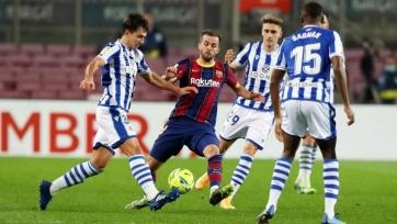 «Барселона» - «Реал Сосьедад» - 2:1. Видео и обзор матча