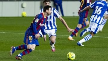 Месси стал автором очередного исторического достижения в «Барселоне»