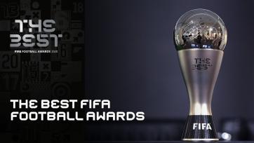 ФИФА The Best. Левандовски стал лучшим игроком года, Клопп - тренером, Сон забил лучший гол в 2020-м