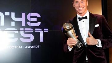 Левандовски обошел Месси и Роналду, результаты ФИФА The Best, трансферные цели «МЮ», «Ювентусу» нужен Погба