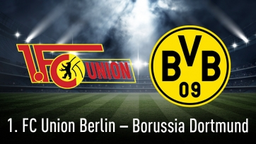 «Унион Берлин» – «Боруссия» Дортмунд. 18.12.2020. Где смотреть онлайн трансляцию матча