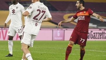 Мхитарян: «В чемпионате Италии странный сезон»