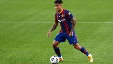 «Барселона» хочет продать Коутиньо в январе