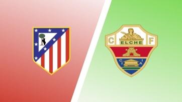 «Атлетико» – «Эльче». 19.12.2020. Где смотреть онлайн трансляцию матча