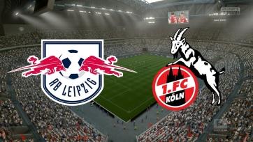 «РБ Лейпциг» – «Кельн». 19.12.2020. Где смотреть онлайн трансляцию матча