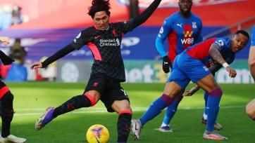 Минамино открыл счет своим голам в чемпионате Англии