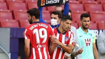 Диего Коста: «Суарес - подлец, не забивал, пока меня не было, и сделал дубль, когда я вернулся»