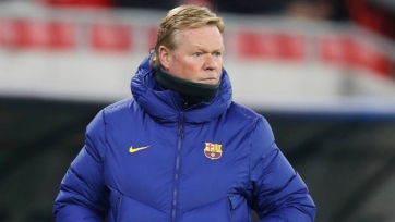 Руководство «Барселоны» выразило поддержку тренеру