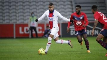 «ПСЖ» Тухеля впервые в Лиге 1 сыграл вничью 0:0