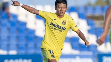 «Вильярреал» хочет вернуть Кубо в «Реал»