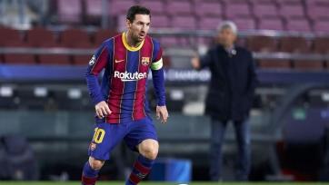 Месси: «Барселона» переживает трудные времена, но я в порядке»
