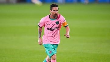 Месси в 4-й раз подряд получил приз лучшего бомбардира Ла Лиги