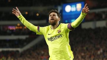 Месси: «Никогда не представлял, что семь раз стану лучшим бомбардиром Ла Лиги»