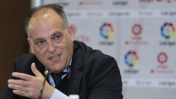 Тебас: «Суперлига может привести «Реал» к краху«