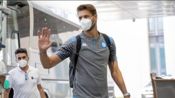 Льоренте в январе покинет «Наполи»