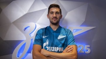 Сутормин признан лучшим игроком декабря в «Зените»