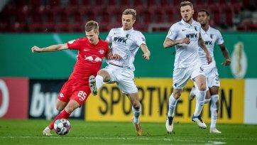«РБ Лейпциг», «Кельн» и «Шальке» вышли в 3-й раунд Кубка Германии