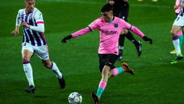 «Вальядолид» - «Барселона» - 0:3. Видео и обзор матча