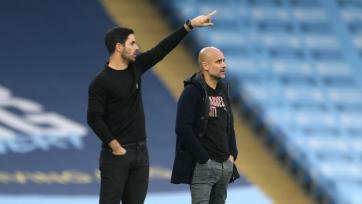 Гвардиола: «Арсенал сделает большую ошибку, если уволит Артету»