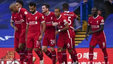 Три игрока «Ливерпуля» вернулись к тренировкам в общей группе