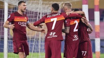 «Рома» – «Кальяри» – 3:2. Видео и обзор матча
