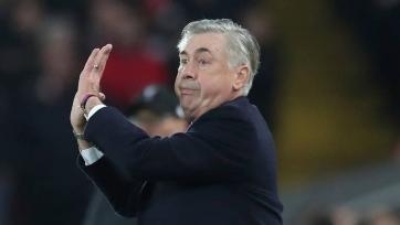 Анчелотти: «Эвертон» достаточно сделал для победы над «МЮ»