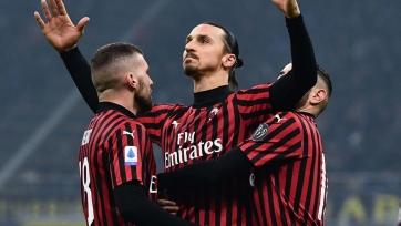 Ибрагимович: «Пиоли сказал, что в «Милане» у меня 25 сыновей, и я им нужен»