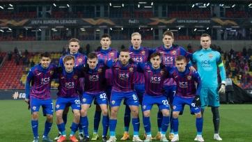 Стала известна дата выхода ЦСКА из отпуска