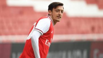 Озил назвал самого недооцененного партнера по «Арсеналу»