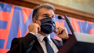 Кандидат в президенты «Барселоны» поддержал идею создания европейской Суперлиги