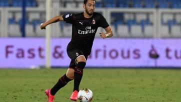 Пиоли хочет, чтобы «Милан» продлил контракт с Чалханоглу
