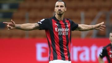 «Милан» не будет искать замену Ибрагимовичу в январе