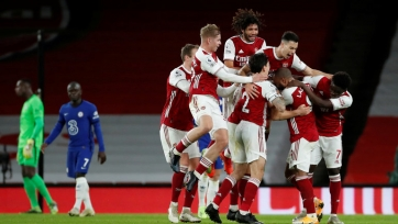 «Арсенал» - «Челси» - 3:1. Видео и обзор матча