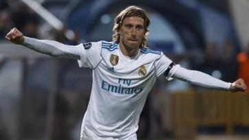 Модрич продолжит свою карьеру в «Реале» до 2022 года